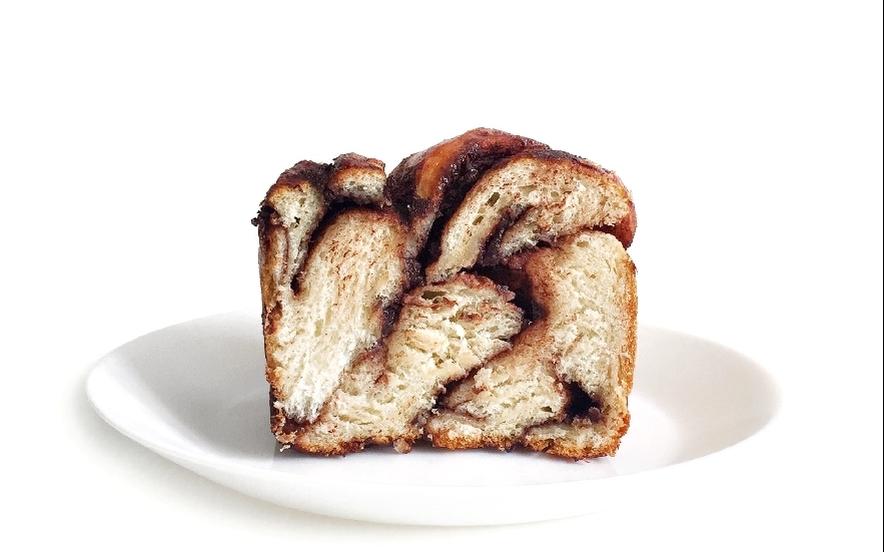Treccia brioche al cioccolato (babka) - Ricette di Manjoo.it